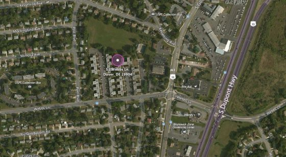 Man pistol-whips 2, fires gun at party in Dover-area apartment complex