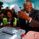Kenya Supreme Court - presidential election contained irregularities