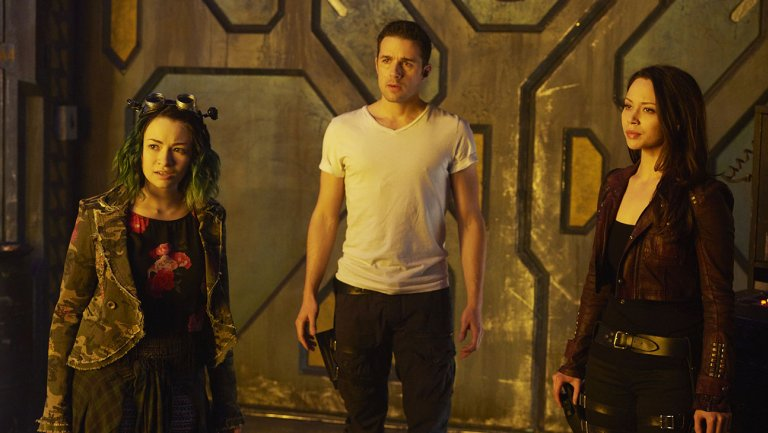 DarkMatter canceled at Syfy after 3 seasons