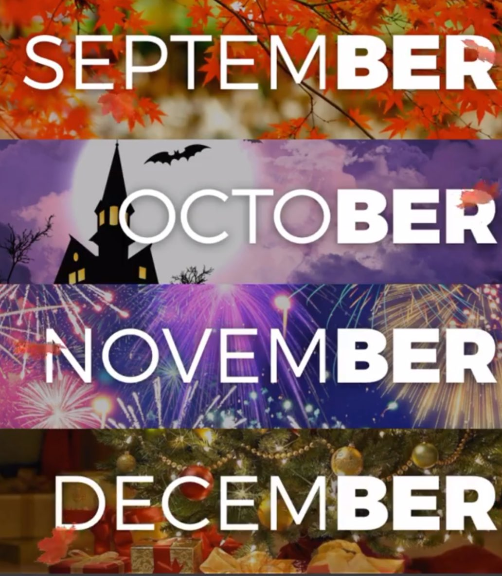Welcome to the BER months ���������� aka the best months ever! https://t.co/o9YVup5xFl