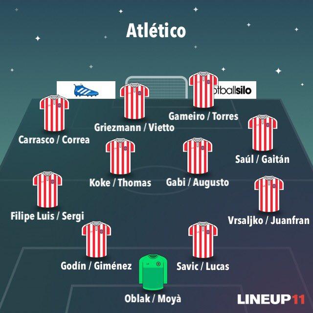 Plantilla Equipos La Liga Temporada 2017 - 2018 DIrJxuHUIAA8aNI