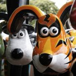 Giant Gromits inspire Christmas tree trail planned for Adelaide
