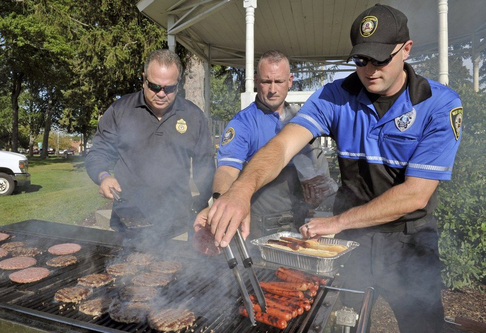 Seen@ the 3rd annual West Springfield Police / Community Block Party
