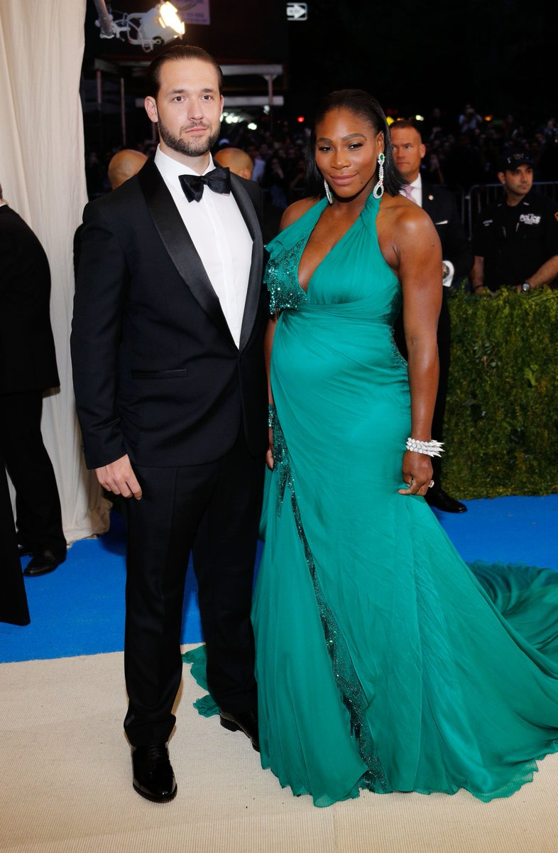 Serena Williams has given birth!!!