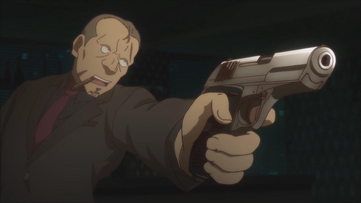 その昔、何故かCz52とかいう超マイナー拳銃がやたら劇中で使われてた『対魔導学園35試験小隊』というアニメがあってな……