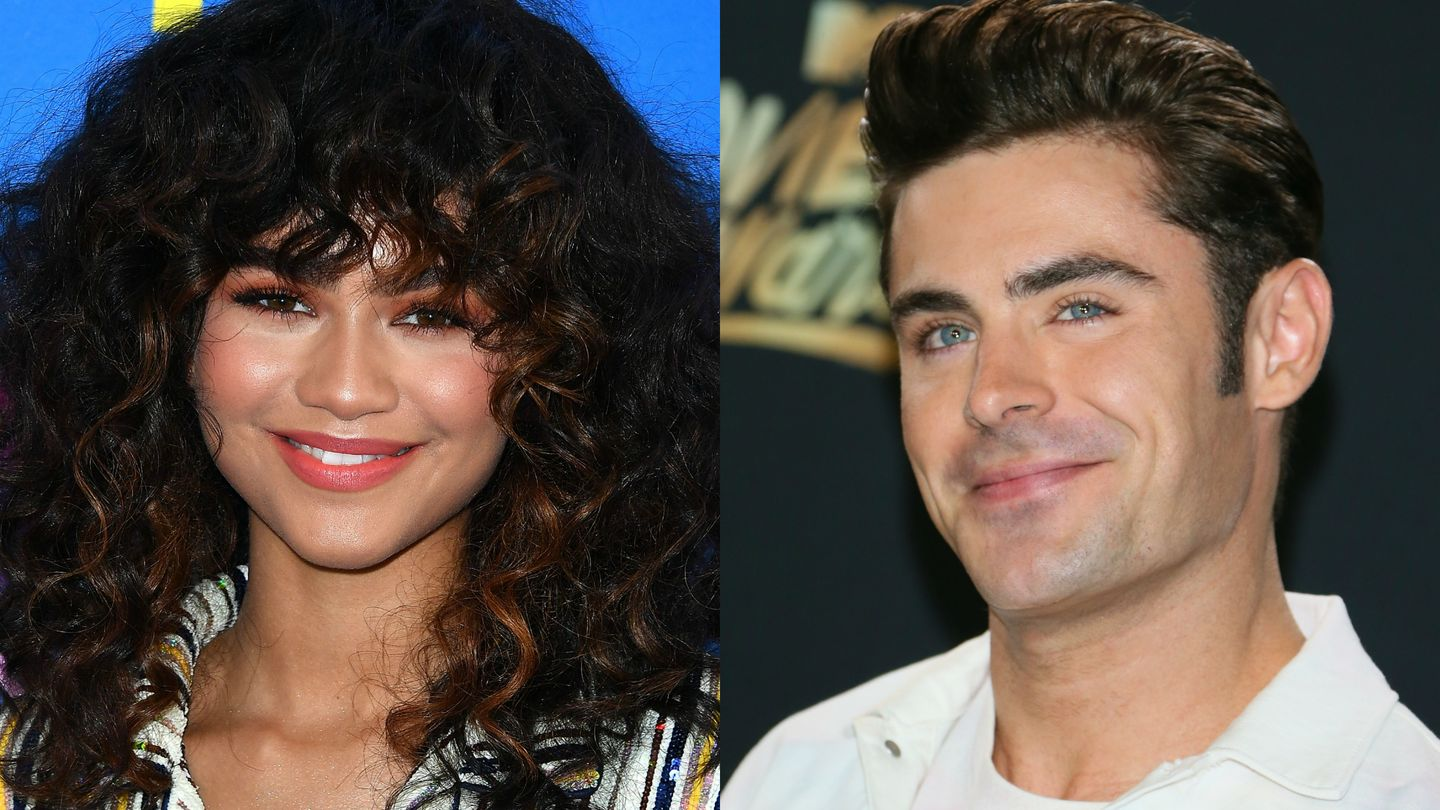 Zac Efron Wishes Goofball Zendaya A Happy Birthday With A Silly Pic