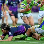 NRL: Melbourne Storm outclass Canberra Raiders