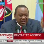 Kenya president warns judiciary after it nullifies election