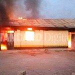 Fire razes Vitale HGM primary school dormitory, Makueni County
