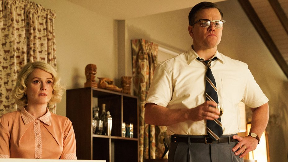 "Venice2017: Matt Damon Calls Suburbicon ""the definition of white privilege"""