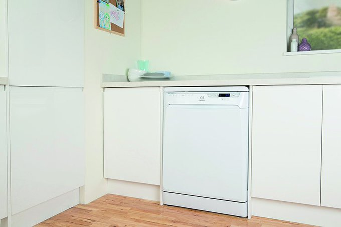 Win an Indesit Dishwasher! competition freebie RT prize giveaway