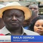 Raila Odinga sends condolences to families of victims of Moi Girls High School fire tragedy