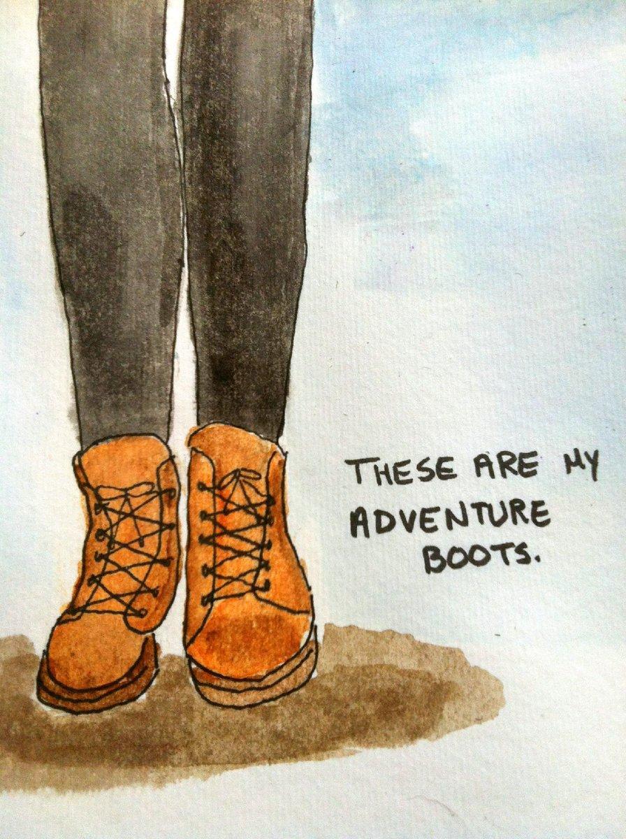#AdventureBoots  https://t.co/kmUFnsZ4lB https://t.co/RRYQcCu0g8
