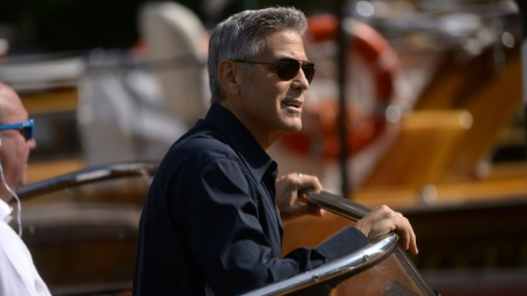 Clooney puts poison in Anywhere USA's peanut butter