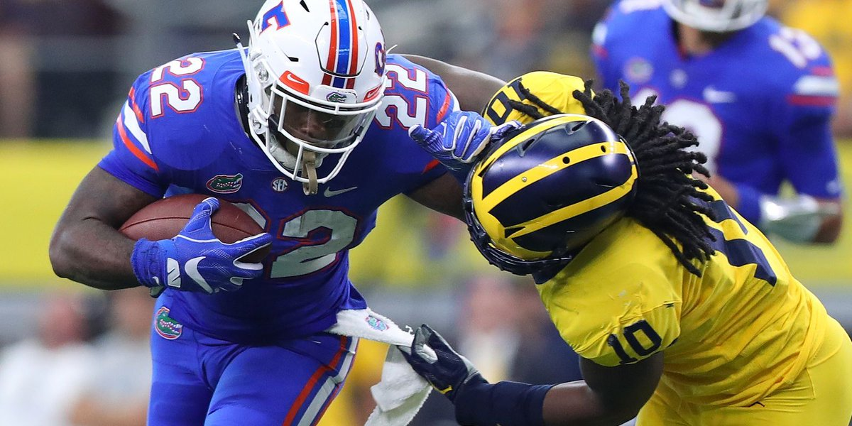 Hail to Michigan's defense in dominant season-opening win over Florida