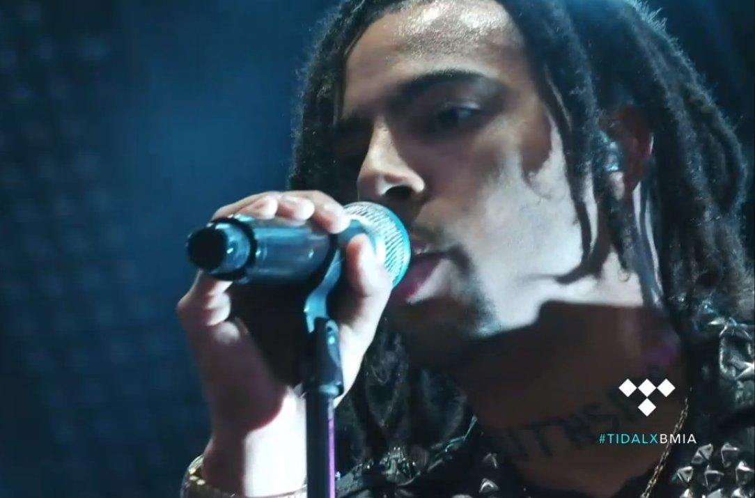 Live stream @VicMensa's set at @MIAFestival: https://t.co/o02MbkNt9d #TIDALXBMIA https://t.co/u4m3FAZEd3