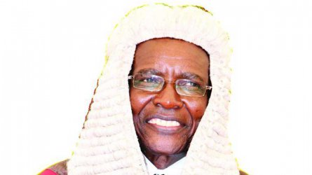 Chief Justice David Maraga: God's will and passion for justice drive me