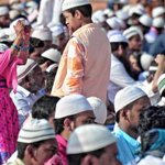 Muslims celebrate Bakrid with enthusiasm