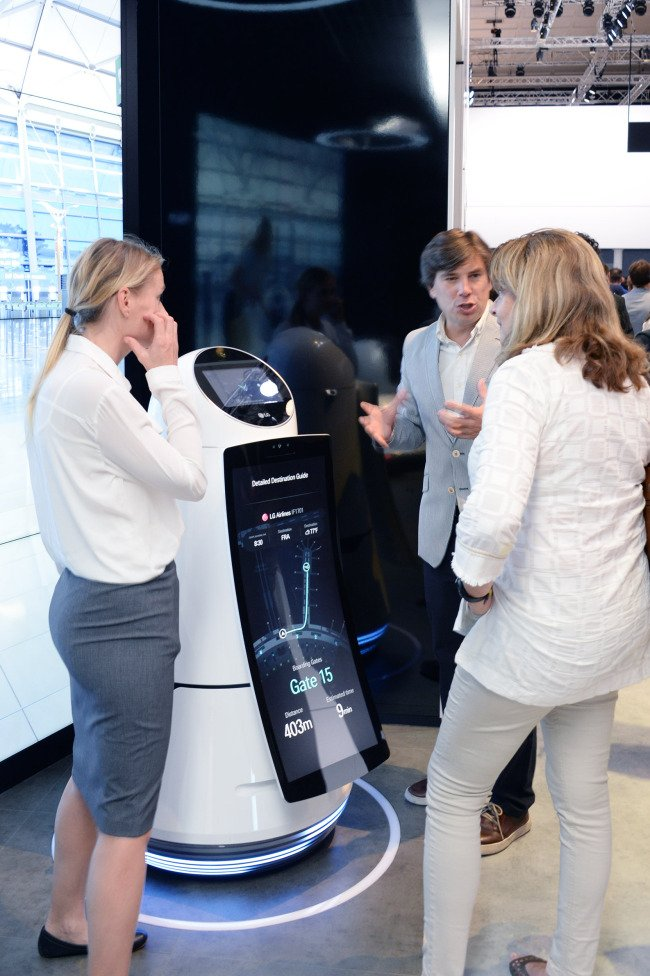 [IFA 2017] IFA paints picture of new lifestyle with IoT, AI tech