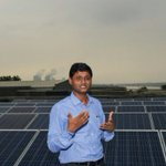 Air pollution throws shade on India's solar success (Updated)