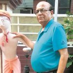 'Nek Chand had a passion and eye for art'