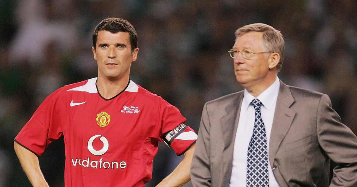 How Roy Keane's rant about cold villa pool in Portugal was the beginning of the end of his Manchester United career
