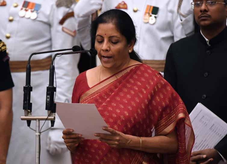 India appoints new defence minister, rejigs cabinet to refocus on economy