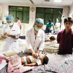 Gorakhpur hospital deaths: Govt data shows drop in casualty figures at BRD Hospital in 2017