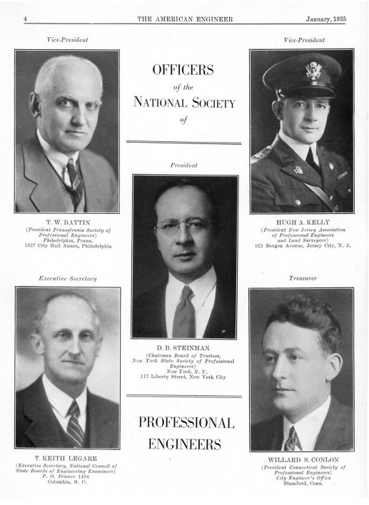 03SEP1934: Founding of #NationalSocietyofProfessionalEngineers, nontechnical organization for licensed #ProfessionalEngineers. #NSPE @NSPE https://t.co/B6GluJMqql