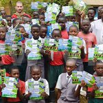 10 schools in South Western Uganda receive books
