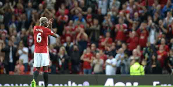 Mashabiki Man United wamuomba Pogba amlete Thomas Lemar