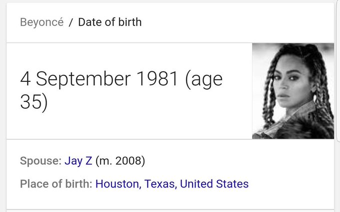 HAPPY BIRTHDAY BEYONCÉ (advanced)