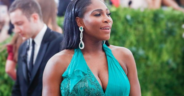 The most memorable things Serena Williams said about becoming a mother:
