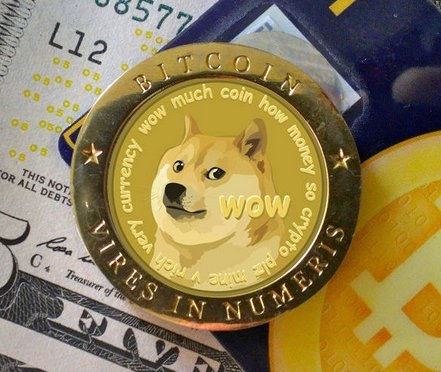 FREE DOGEcrypto altcoin dogecoin freebie bitcoin cryptocurrency