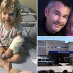 Tot, 2, who was suffering from deadly E.coli was TURNED AWAY from a hospital despite her lips turning blue