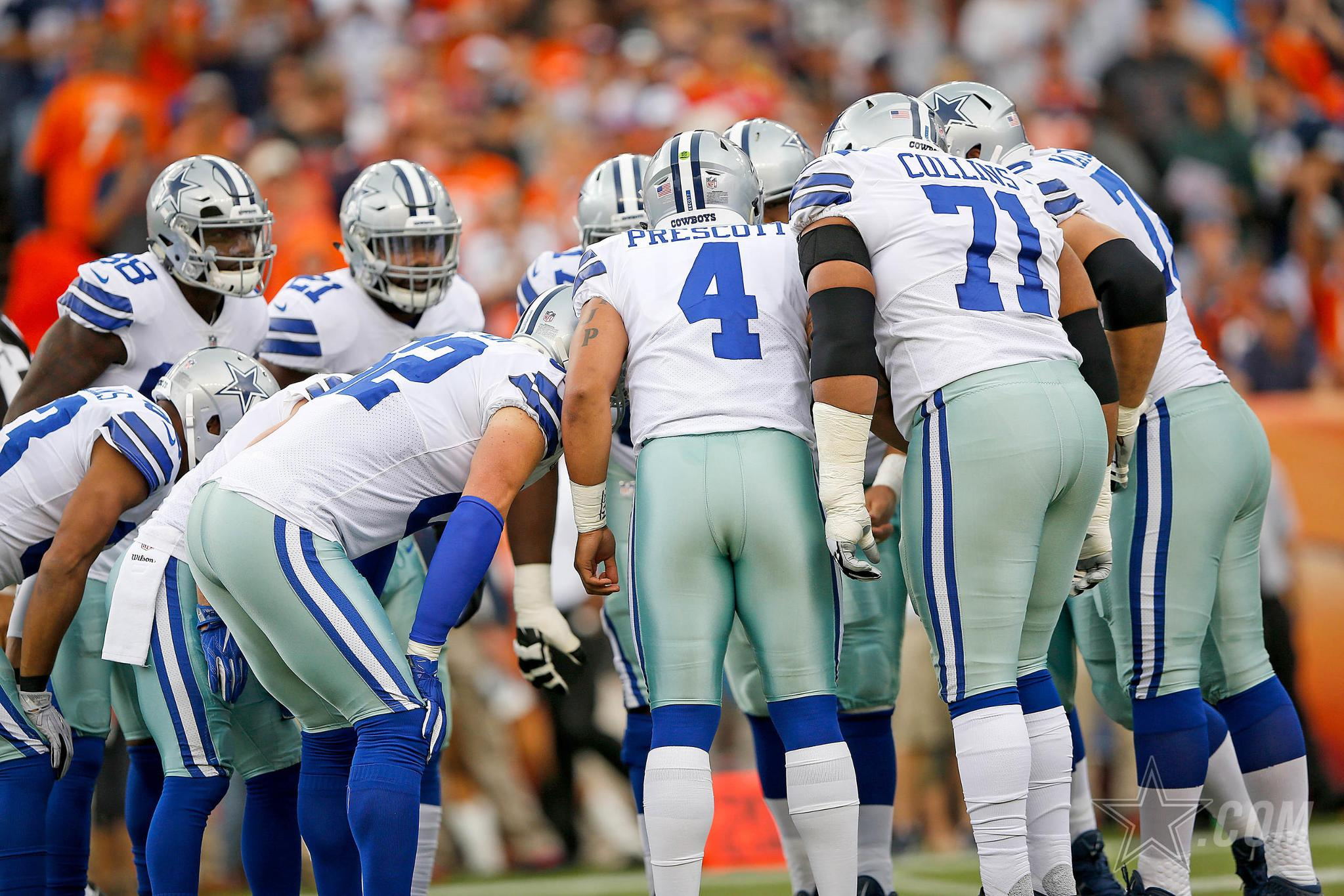 Take a look at photos from #DALvsDEN.  ��: https://t.co/Ai5J2sYpXg https://t.co/w05IRSMZb1