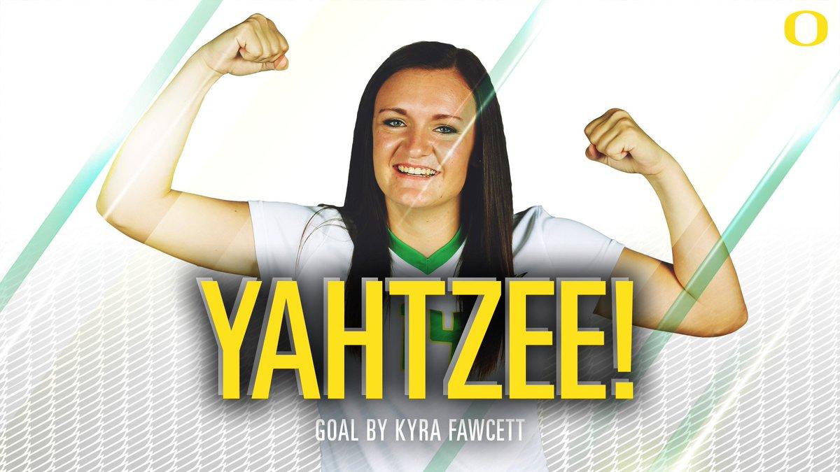 GOAL Kyra Fawcett from distance! 4-0 Ducks in the 86th minute. https://t.co/AMY6xTtj6u