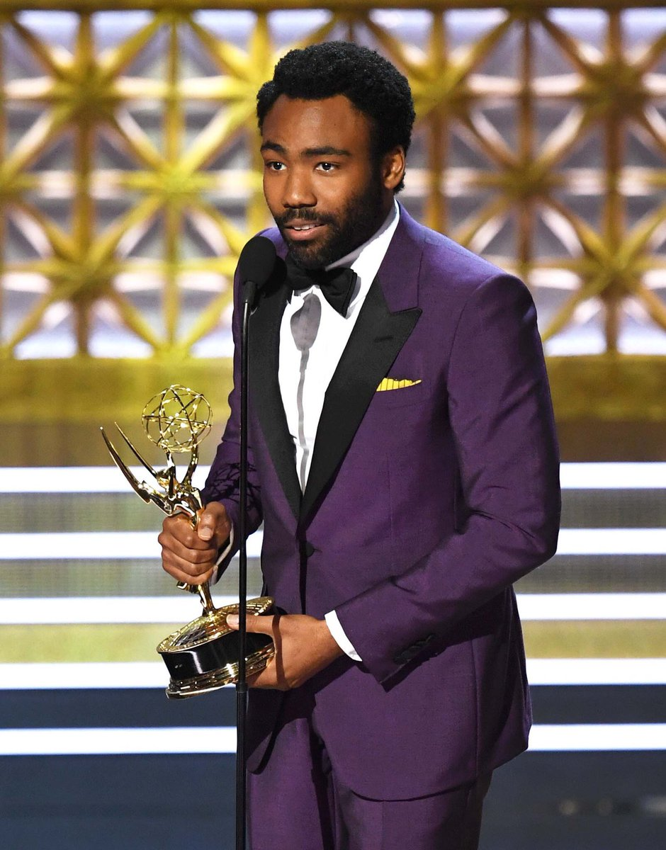 And he gave us Redbone ?!?! 🙌Congrats to Gambino ! AWESOME!