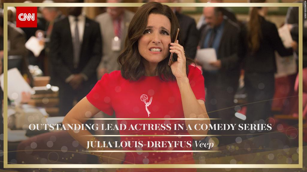 .@OfficialJLD wins Outstanding Lead Actress in a Comedy Series for @VeepHBO #Emmys https://t.co/BhYG7d0nfr https://t.co/C9CyB6BDUJ