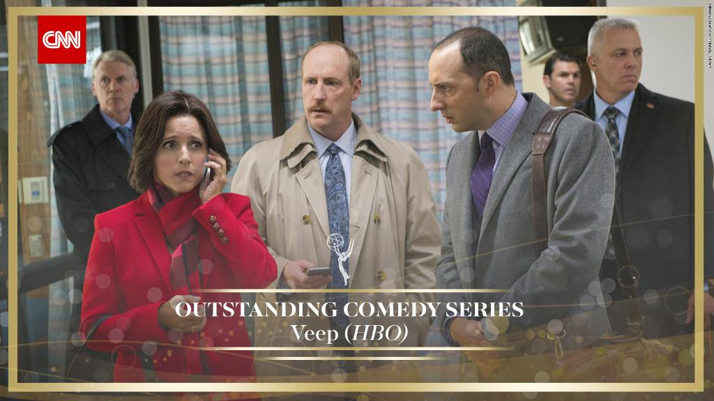 .@VeepHBO wins Outstanding Comedy Series. #Emmys https://t.co/1pIiC8NLCH https://t.co/WngsKx0kKo