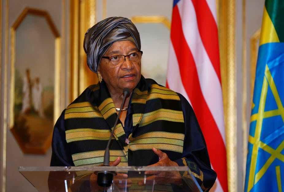 Why Liberia's Ellen Sirleaf Is No Feminist Icon - The Wire - The Wire