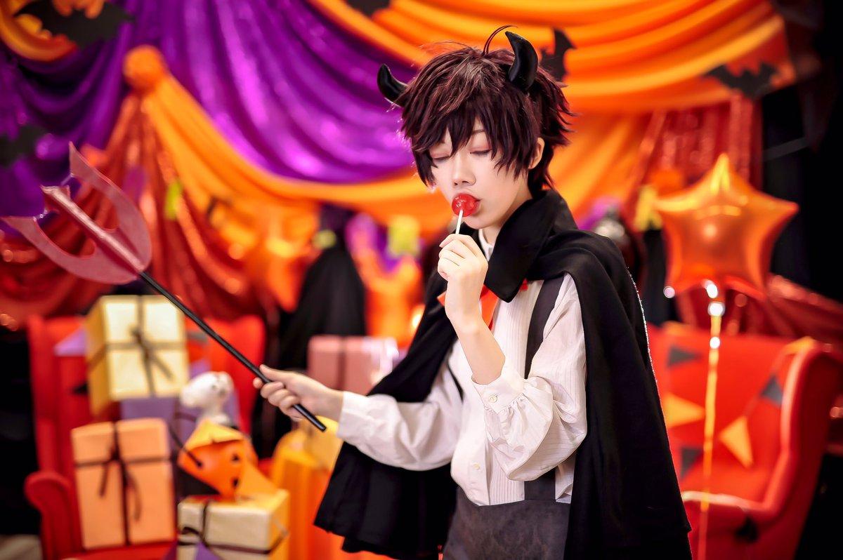 【血界戦線】〜Halloween ver〜Devil Leonardophoto…しぃさん/ studio…ハコスタジア