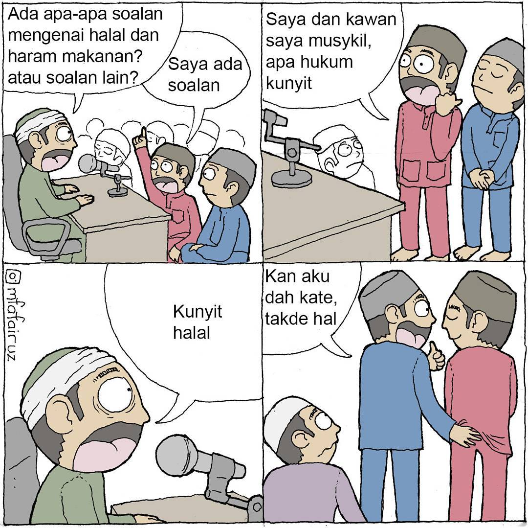 RT @zakimits: Ape hukum kunyit?😂😂😂😂 https://t.co/Gp1JVO6V1M