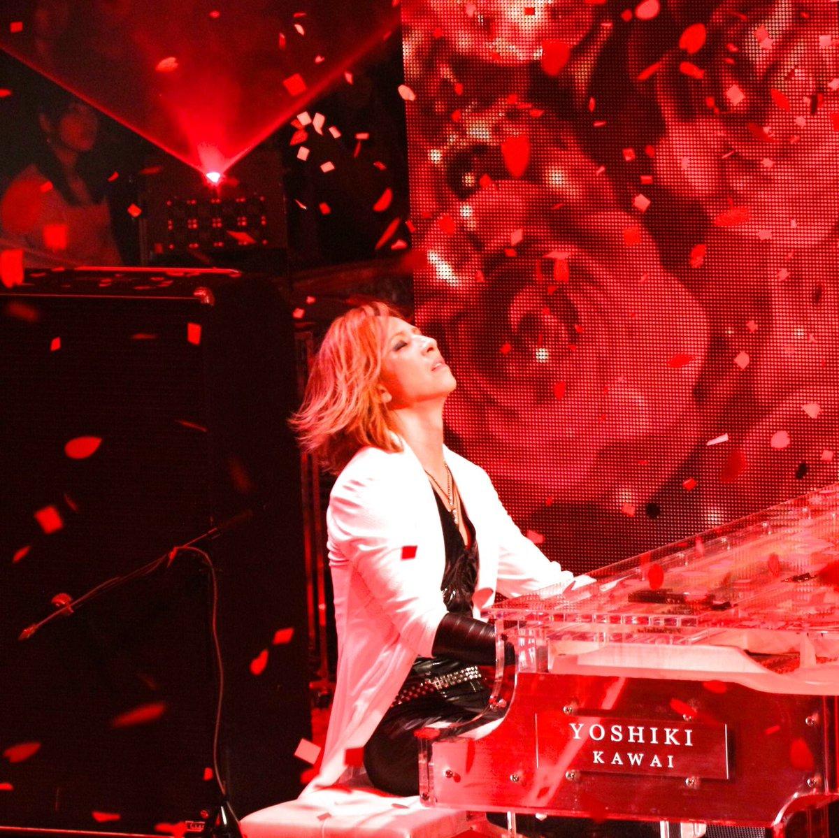 """test ツイッターメディア - 18日(月祝)昼12時『Mステ#ウルトラFES』10時間超生放送🔥 YOSHIKIソロのピアノにフルオーケストラで大トリを飾る✨演奏曲は『Forever Love""""生と死と愛と...""""Piano with Orchestra Version .』必見です‼️ #YOSHIKI https://t.co/SZmAPQuP5z"""