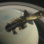 Cassini spacecraft falls silent after plunge towards Saturn