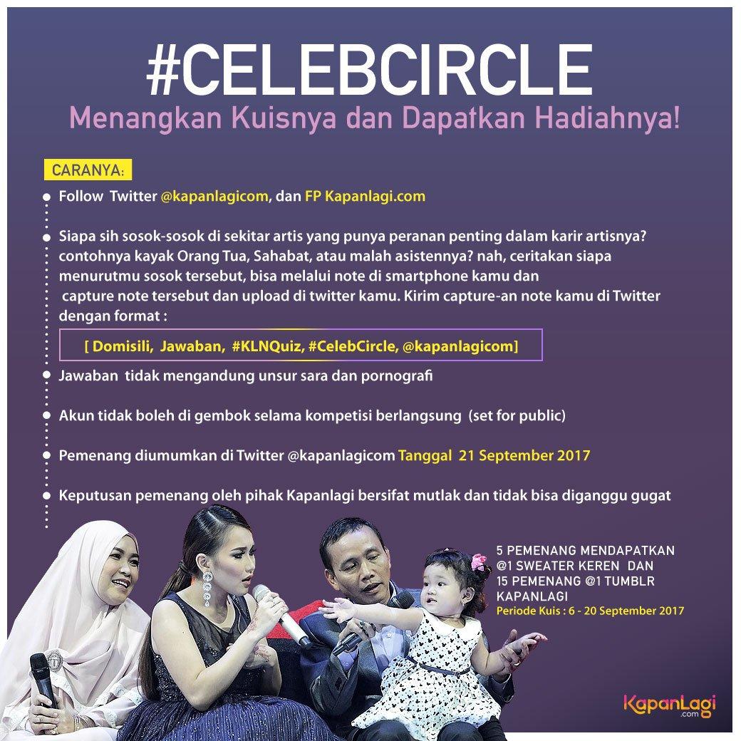 #CelebCircle