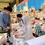 Mass wedding ceremony a blessing for couple