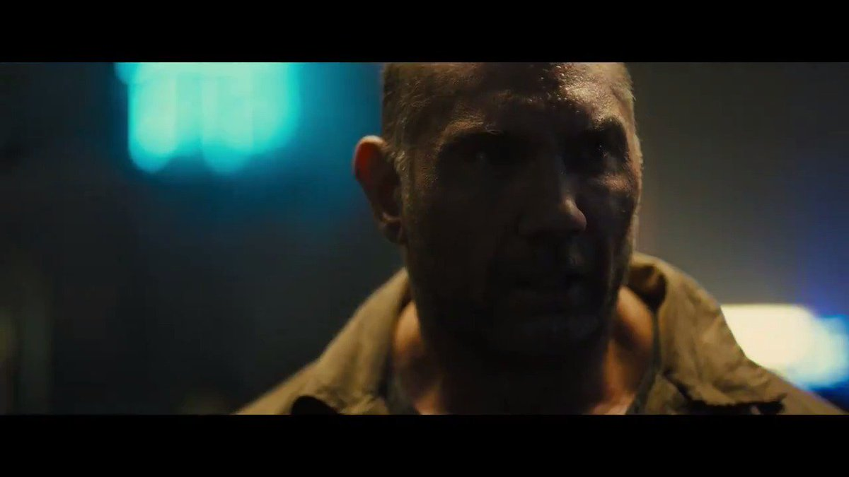 Journey into the world 2049 with a replicant on the run. Dave Bautista is Sapper Morton. #BladeRunner2049