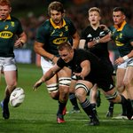 Ruthless All Blacks thrash South Africa in Rugby Championship