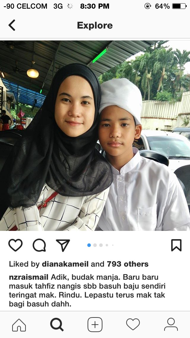RT @AfifBasiran: caption kakak dia😭😭 https://t.co/nm2Iq7AkHn
